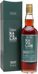 Виски Kavalan Solist Port Cask gift box, 0.7 л