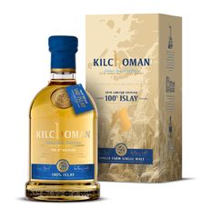 Виски Kilchoman 100% Islay Gift Box, 0.7л