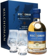 Виски Kilchoman Machir Bay  Gift Box With 2 Glasses, 0,7