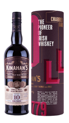 Виски Kinahan's Single Malt 10 years, 0,7 л.
