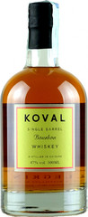 Виски Koval Bourbon Whiskey, 0,5 л