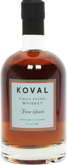 Виски Koval Single Barrel Four Grain, 0.5 л