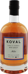 Виски Koval Single Barrel Millet, 0.5 л