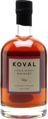 Виски Koval Single Barrel Rye, 0.5 л