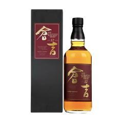 Виски Kurayoshi 12 Y O Pure Malt, 0,7 л.