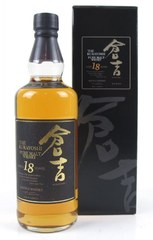Виски Kurayoshi 18 Y O Pure Malt, 0,7 л.