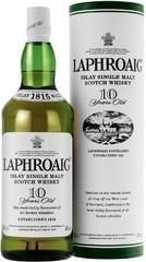 Виски Laphroaig Malt 10 years, 0.7 л