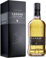 Виски Ledaig Aged 10 Years, 0.7 л