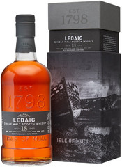 Виски Ledaig Aged 18 Years, 0.7 л
