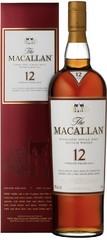 Виски Macallan 12 Years Old, gift box , 0.7 л
