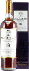 Виски Macallan 18 Years Old, gift box, 0.7 л