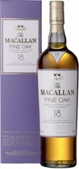 Виски Macallan Fine Oak 18 Years Old, with box, 0.7 л