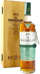 Виски Macallan Fine Oak 25 Years Old, with box, 0.7 л