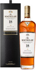Виски Macallan Sherry Oak 18 Years Old, gift box, 0.7 л