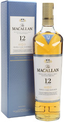 Виски Macallan Triple Cask Matured 12 Years Old, gift box, 0.7 л