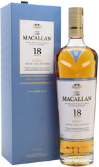 Виски Macallan Triple Cask Matured 18 Years Old, gift box, 0.7 л