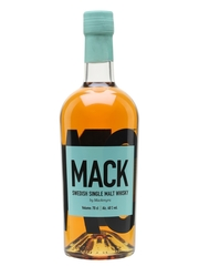 Виски Mackmyra Mack Single Malt, 0,7 л.