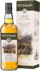 Виски McClelland's Lowland, gift box, 0.7 л