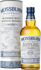 Виски Mossburn Signature Casks Island, in tube, 0.7 л