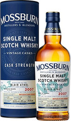 Виски Mossburn Vintage Casks No.3 Blair Athol, 2007, in tube, 0.7 л