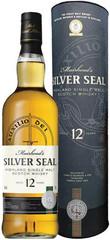 Виски Muirhead's Silver Seal 12 Years Old gift tube, 0,7 л.