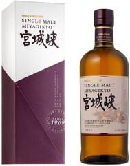 Виски Nikka Miyagikyo, 0.7 л