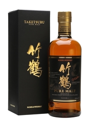 Виски Nikka Taketsuru Pure Malt, 0.7 л