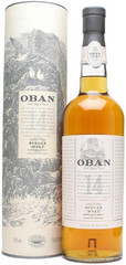 Виски Oban malt 14 years old, with box, 0.7 л