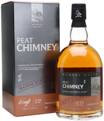Виски Peat Chimney Batch Strength, gift box, 0.7 л