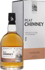 Виски Peat Chimney Blended Malt, gift box, 0.7 л