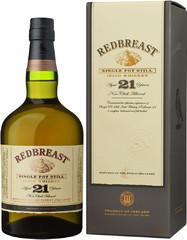 Виски Redbreast 21 years Gift Box , 0.7 л