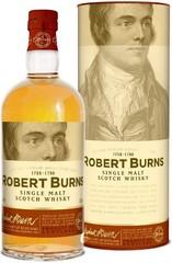 Виски Robert Burns Single Malt In Tube, 0.7 л