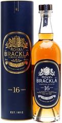 Виски Royal Brackla 16 Years Old, in tube, 0.7 л