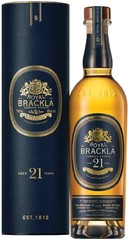 Виски Royal Brackla 21 Years Old, in tube, 0.7 л