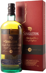 Виски Singleton of Dufftown 18 Years Old, gift box, 0.7 л