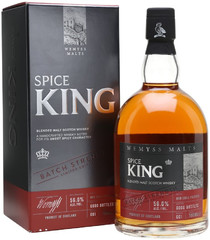 Виски Spice King Batch Strength, gift box, 0.7 л