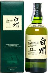 Виски Suntory Hakushu 12 years, gift box, 0.7 л