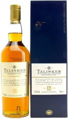Виски Talisker 18 Years Old, gift box, 0.7 л