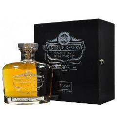 Виски Teeling 30 Year Old Single Malt Irish Whiskey, 0.7 л.