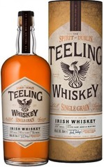 Виски Teeling Irish Whiskey Single Grain Gift Tube, 0.7 л
