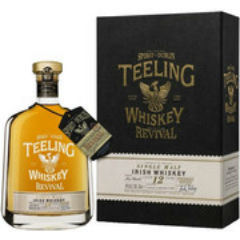 Виски Teeling Revival Single Malt Irish Whiskey 12 Years Old gift box, 0.7 л.