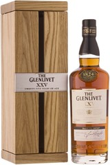 Виски The Glenlivet 25 Years Old, wooden box, 0.7 л