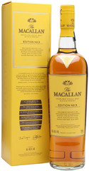 Виски Macallan Edition №3, gift box, 0.7 л
