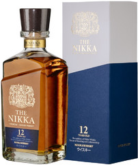 Виски The Nikka 12 Years Old, 0.7 л