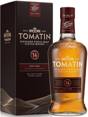 Виски Tomatin 14 Years Old Gift Box, 0.7 л