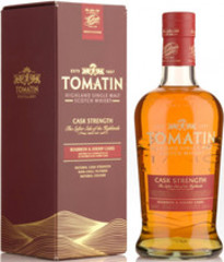 Виски Tomatin Cask Strength Edition gift box, 0.7 л.