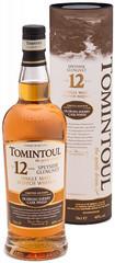 Виски Tomintoul 12 YO, Oloroso Sherry Cask Finish, gift tube, 0.7 л