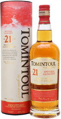 Виски Tomintoul 21 Years Old, gift box, 0.7 л