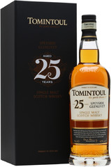 Виски Tomintoul 25 Year Old, gift box, 0.7 л