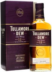 Виски Tullamore Dew 12 years, gift box, 0.7 л